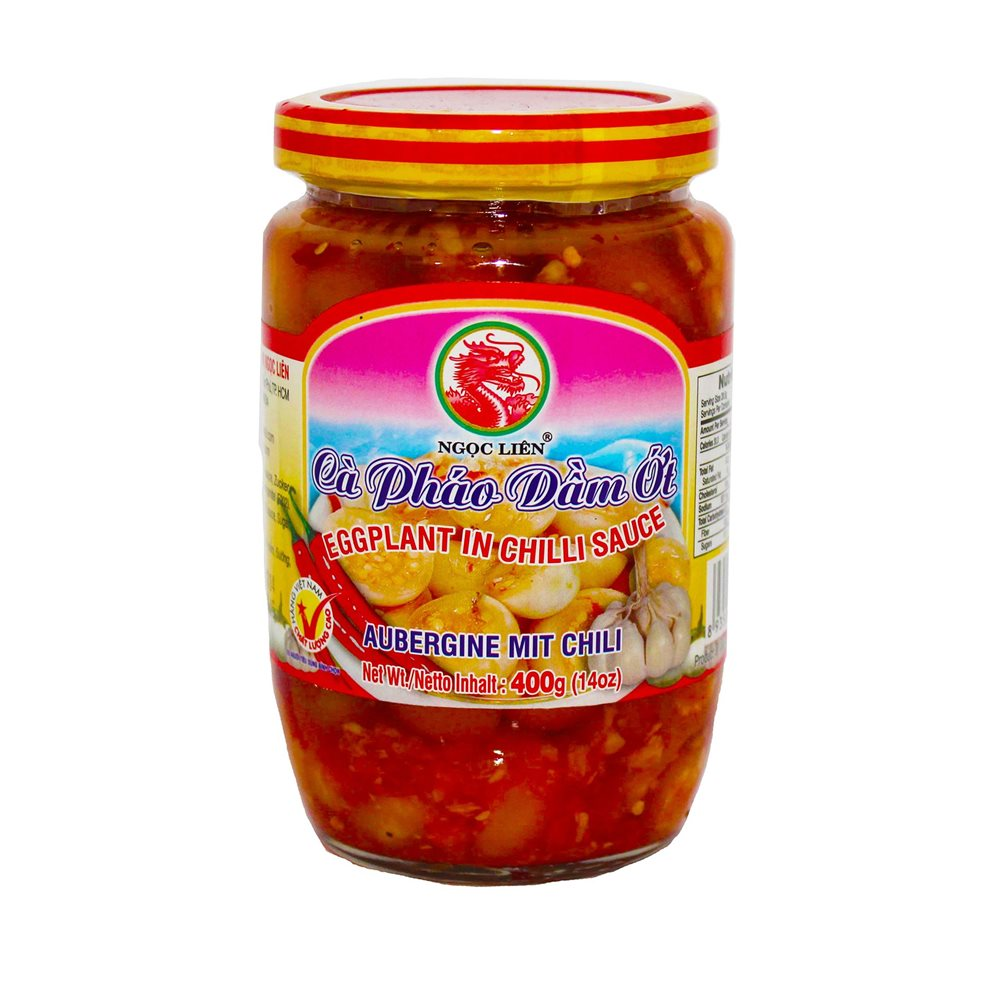Picture of VN Pickled Eggplant with Chili Ca Phao Ot