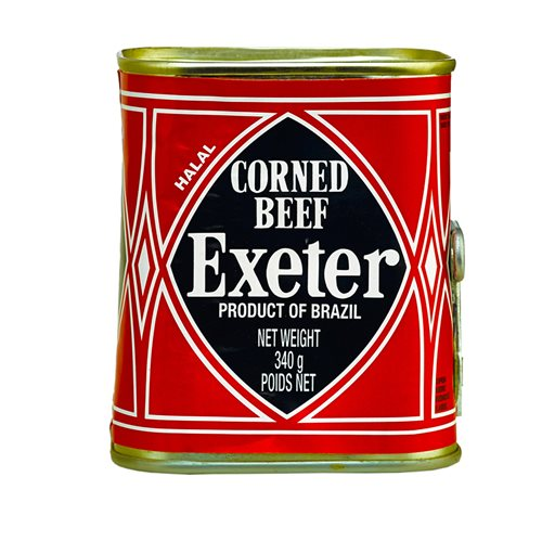 Picture of BR Exeter Corned Beef