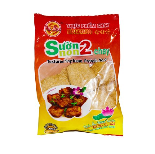 Picture of VN Vegan Big Meat Slice 2 - Suon Non