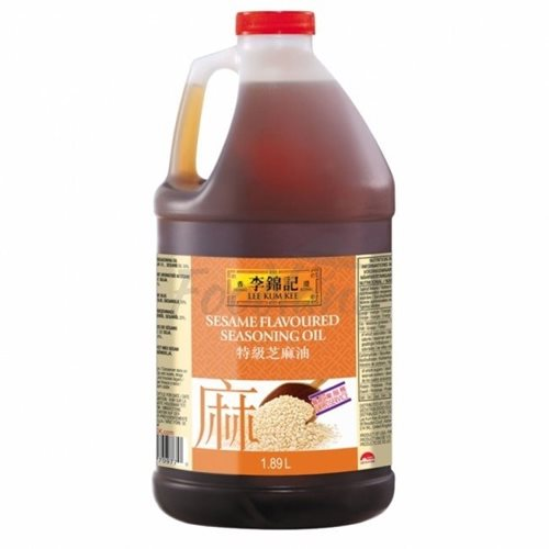 Picture of CN Sesame Flavoured Seasoning Oil Blended