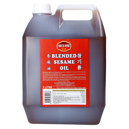 Picture of SG Sesame Oil (Blended)