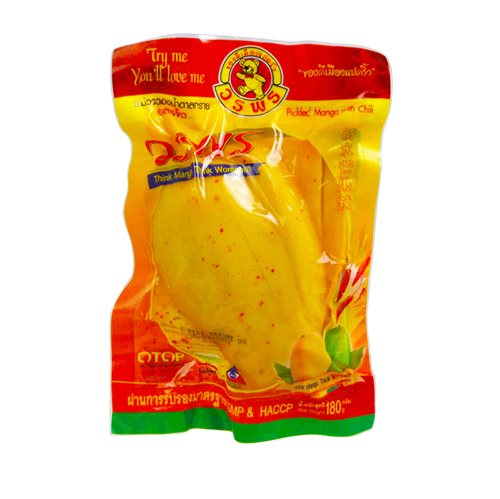 Picture of TH Pickled Mango Snack with Chili