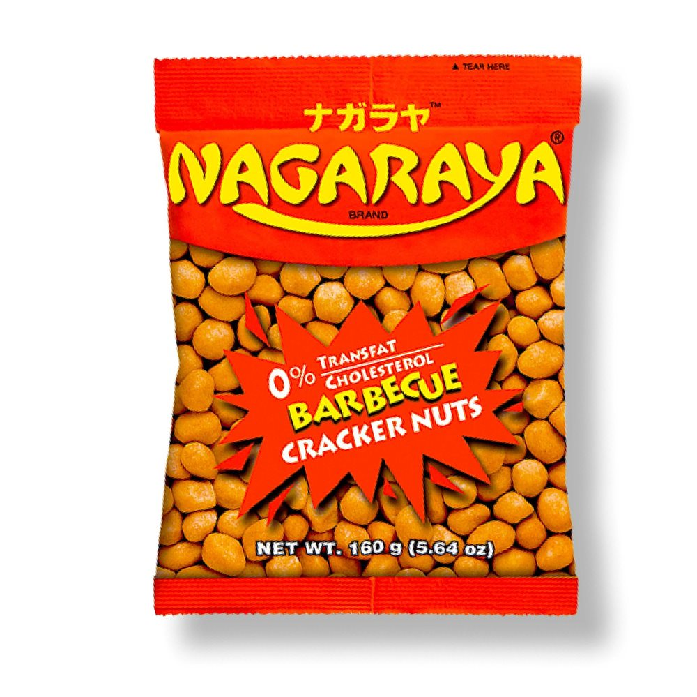 Picture of PH Cracker Nuts - Barbeque