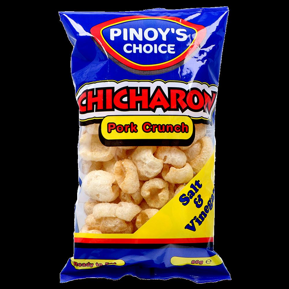 Picture of PH Chicharon Salt & Vinegar (Pork Crunch)