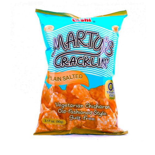 Picture of PH Martys Crackling Plain Salted Chicharon