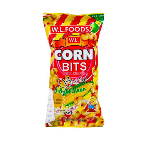 Picture of PH Corn Bits - BBQ