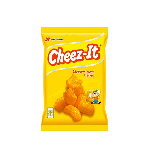 Picture of PH Cheez-it Crackers - Cheese Flavored Crackers