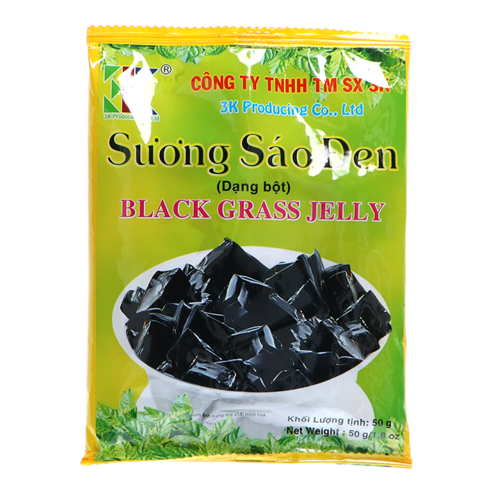 Picture of VN Black Grass Jelly