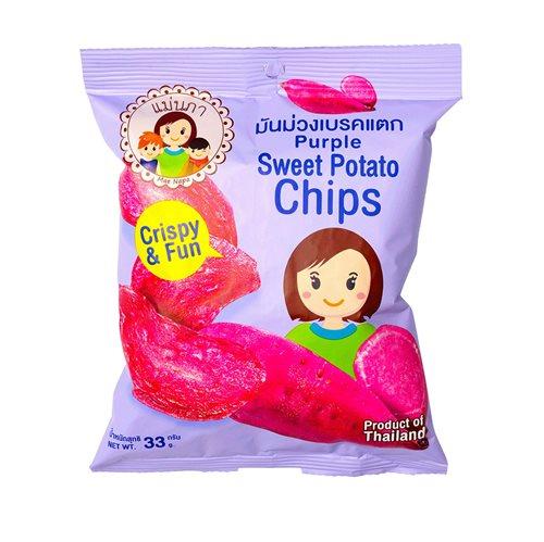 Picture of TH Purple Sweet Potato