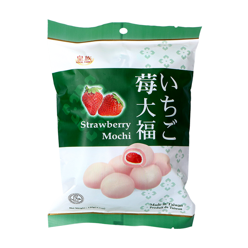 Picture of TW Strawberry Mochi