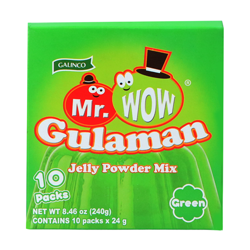 Picture of PH Gulaman Green (Boxed)