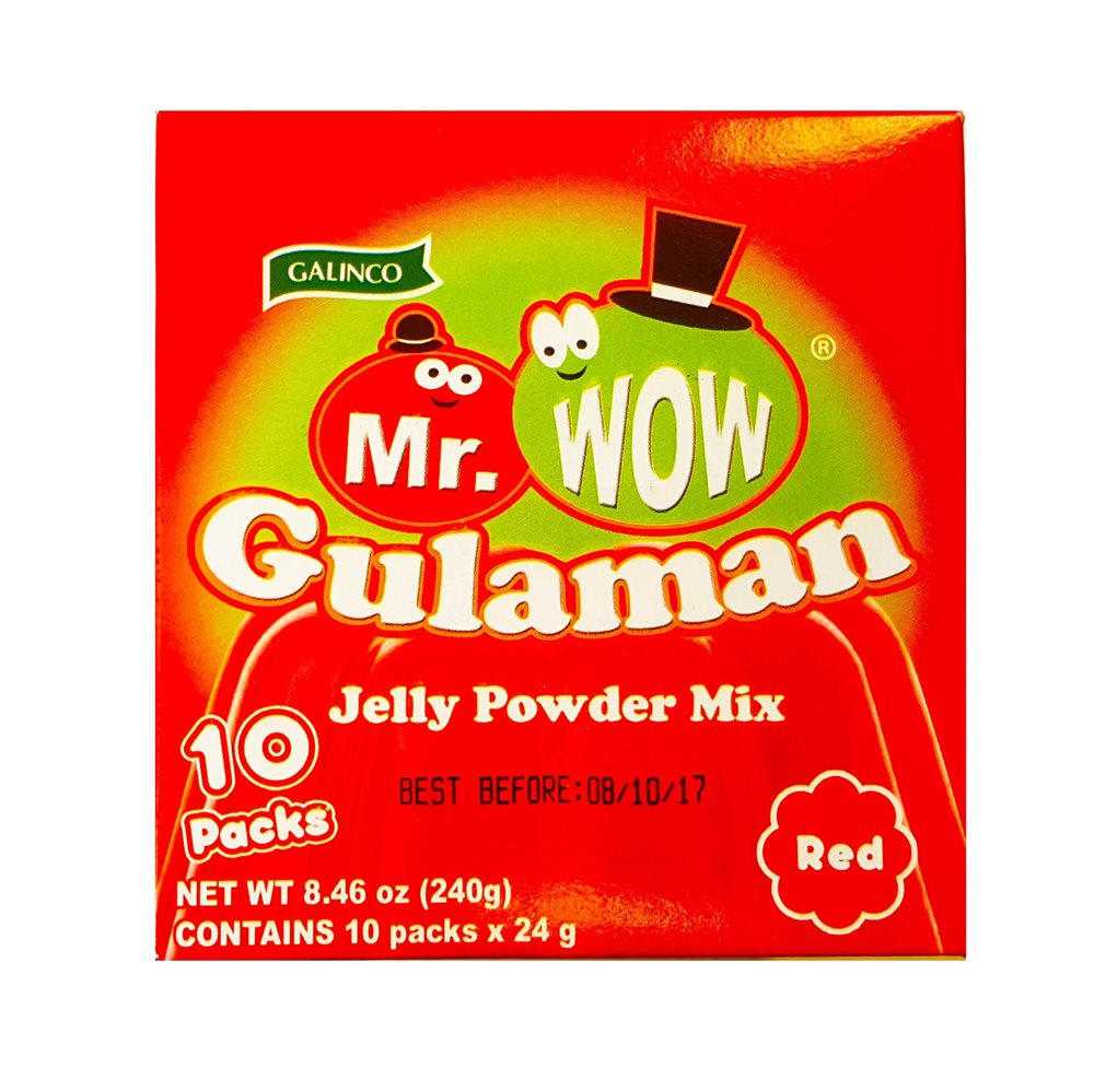 Picture of PH Gulaman Red (Boxed)
