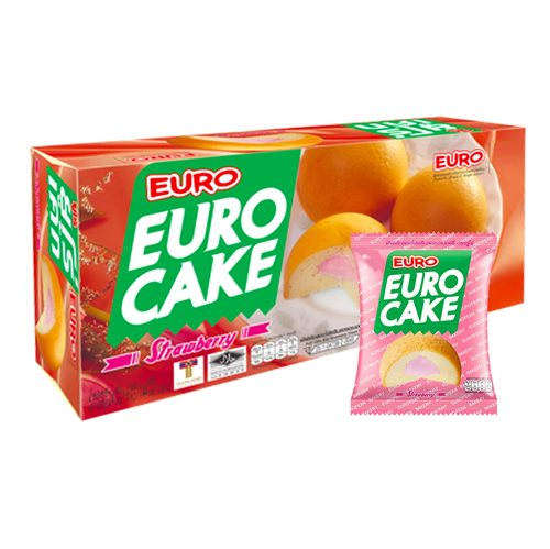 Picture of TH Strawberry Cake
