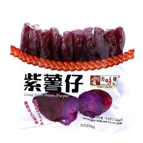 Picture of CN Dried Sweet Potato Purple