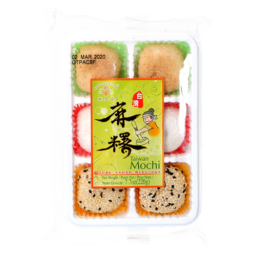 Picture of TW Glut. Rice Cake Assorted Flavour