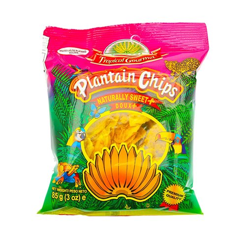 Picture of EC Extra Sweet Plantain Chips