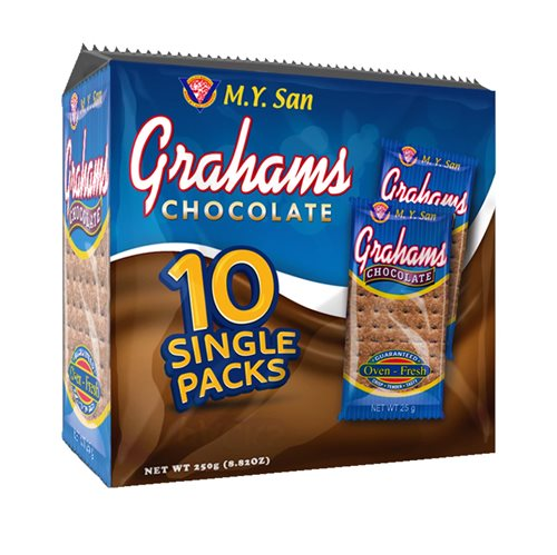 Picture of PH Grahams - Choco Singles 200's