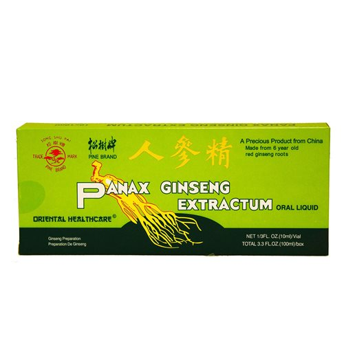Picture of CN Red Panax Ginseng Extractum