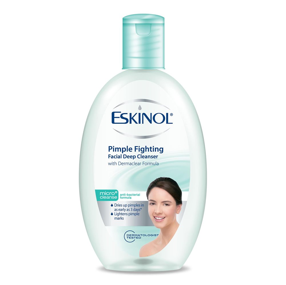 Picture of PH Pimple Fighting Facial Cleanser w Dermaclear