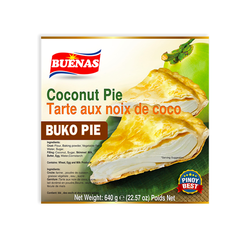 Picture of PH Buko Pie - Storage -18°C