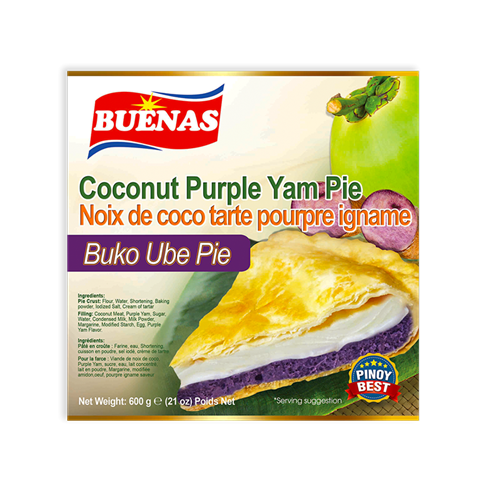 Picture of PH Buko Ube Pie - Storage -18°C