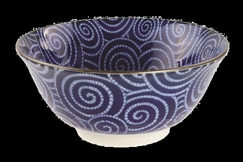 Picture of JP Tayo Bowl Kotobuki Tako Karakusa 14.8x6.8cm