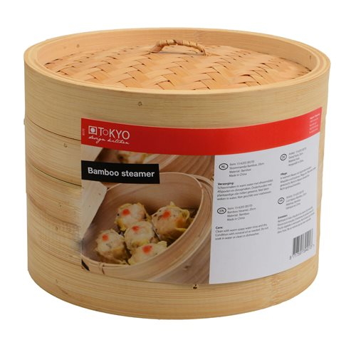 Picture of CN Steamer Bamboo 25cm