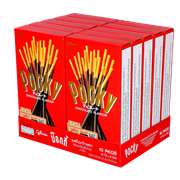 Picture of TH Pocky Biscuit Stick Chocolate Flav.