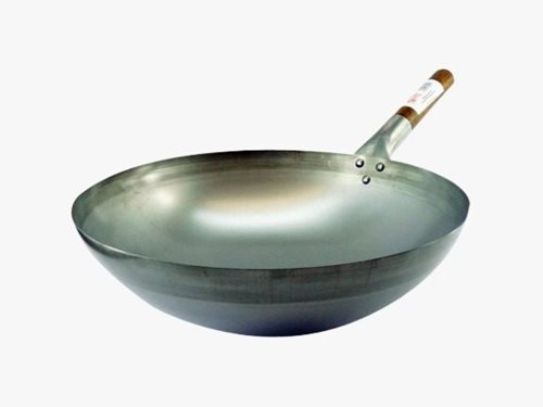 Picture of GB Round Bottom Wok 35,50cm