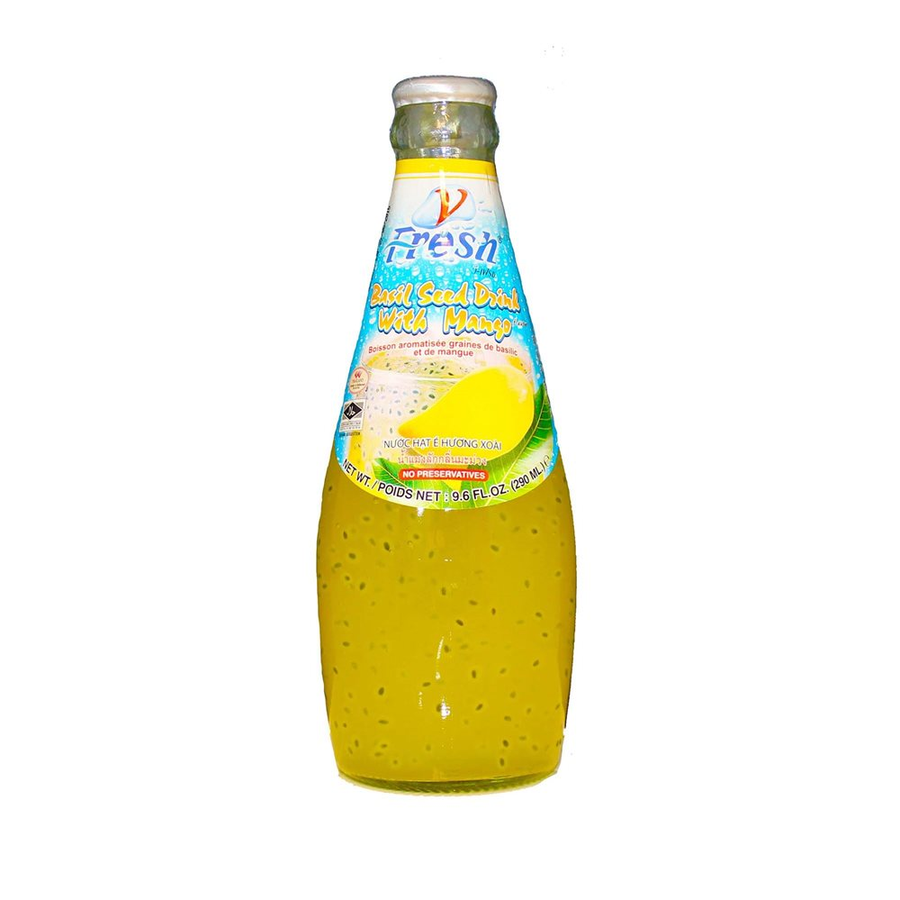 Picture of TH Mango Drink with Basil Seed