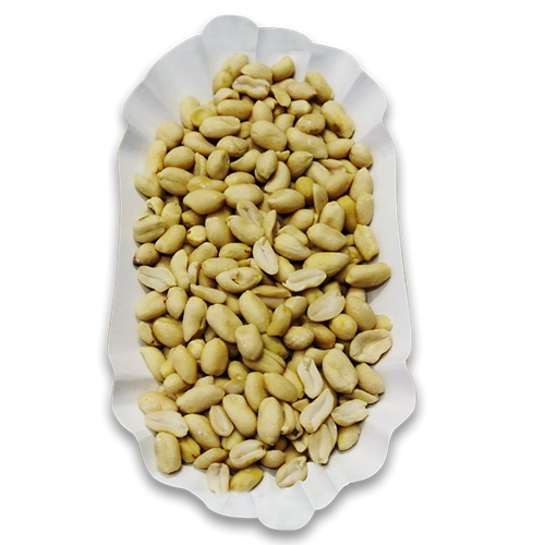 Picture of AR Jumbo Blanched whole Peanuts 40/50 in Bag