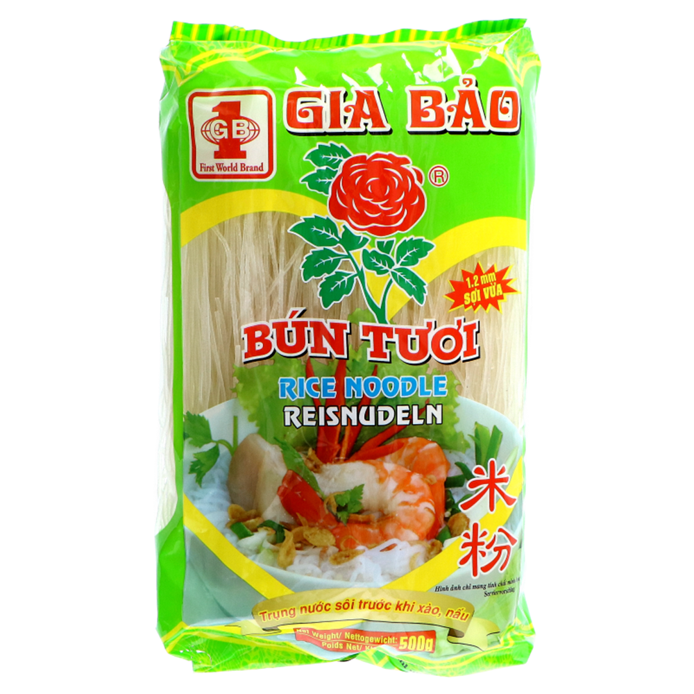 Picture of VN Rice Noodle - Bun Tuoi - 1,2mm