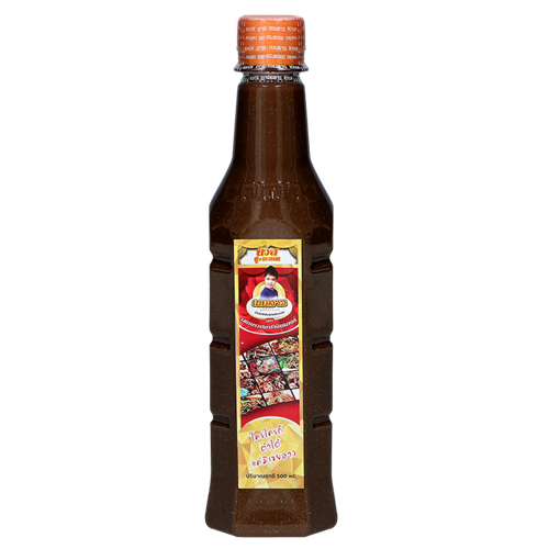 "Picture of TH Papaya Salad Dressing ""Tom Pu"" (Orange Cap)"