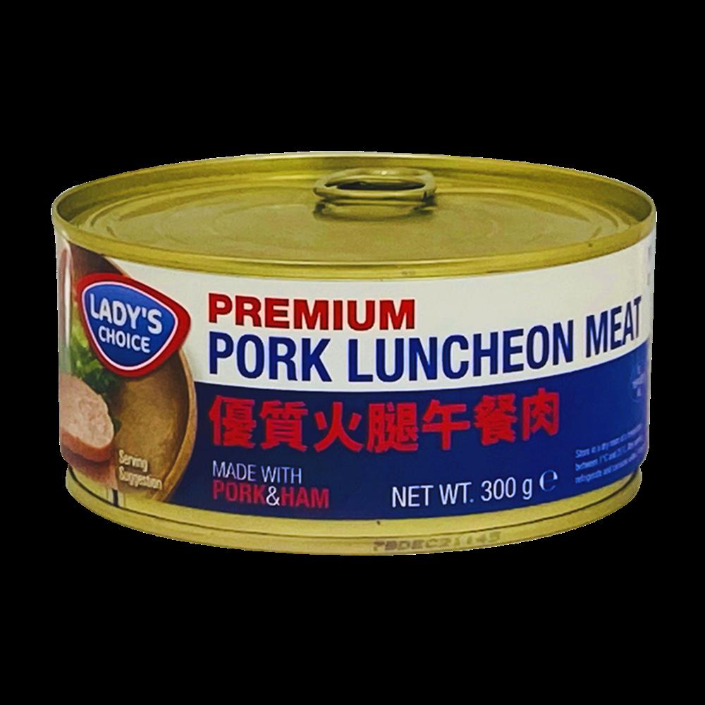 Picture of EU Premium Pork Luncheon Meat