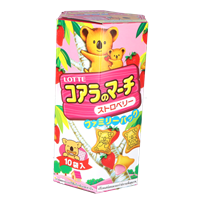 Picture of TH Koala's March Strawberry Biscuit - Family Pack