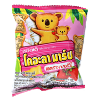 Picture of TH Koala's March Strawberry Biscuit - Small Pack