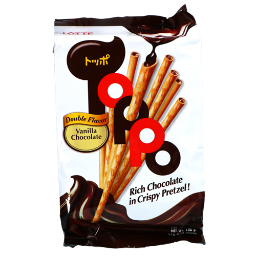 Picture of TH Toppo Chocolate Sticks with Vanilla