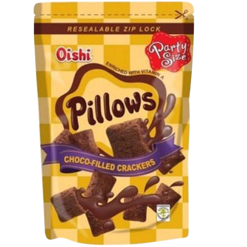 Picture of PH Pillows Choco-Filled Crackers