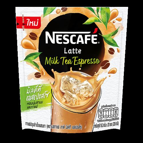 Picture of TH Nescafé Latte - Milk tea Espresso