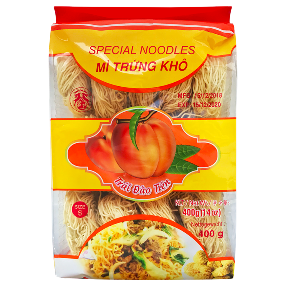 Picture of VN Dried Egg noodle Mi Trung S