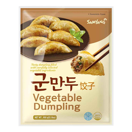 Picture of KR Vegetable Fried Dumpling