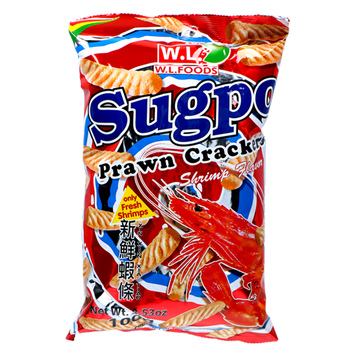 Picture of PH Sugpo Prawn Crackers