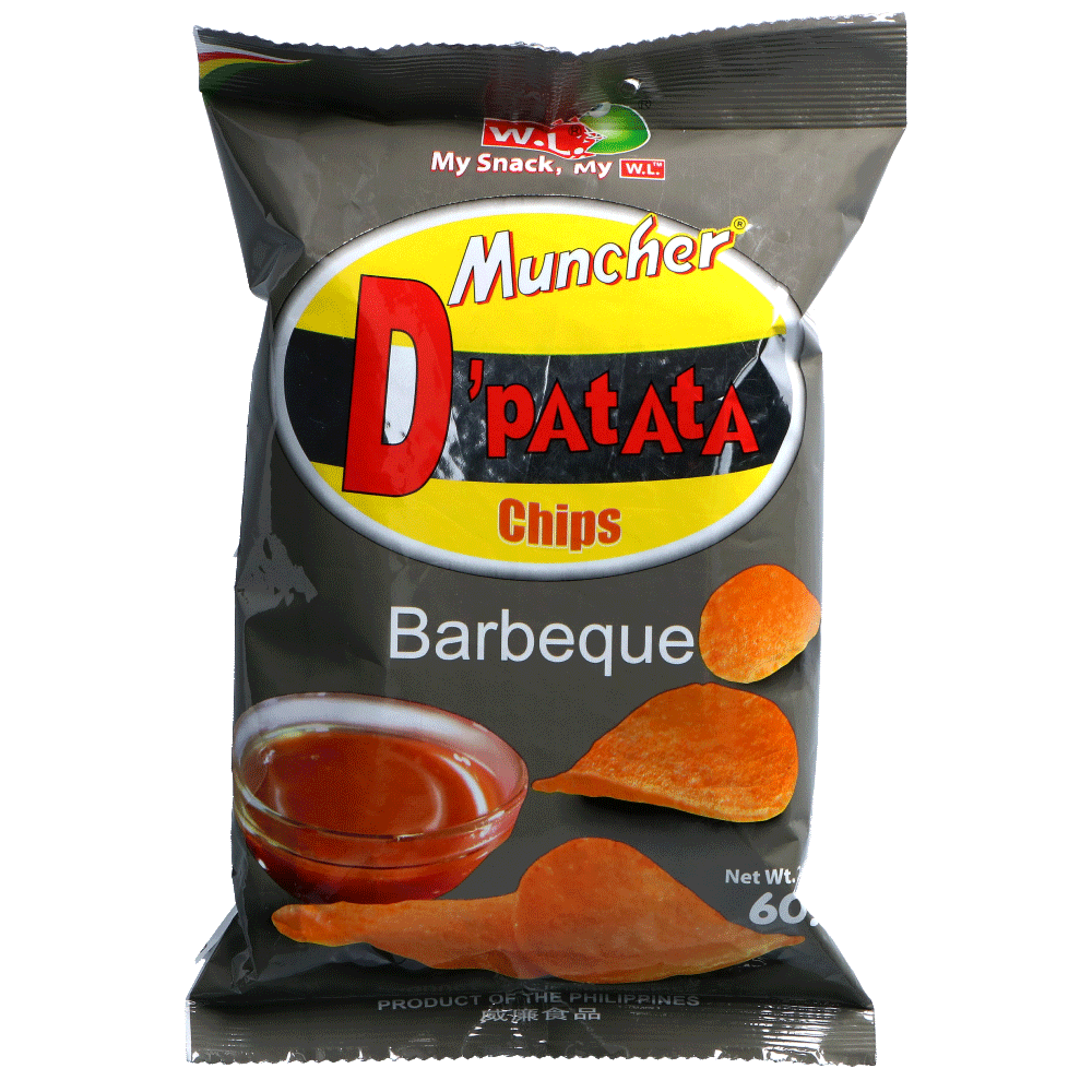 Picture of PH Muncher D'Patata Chips BBQ
