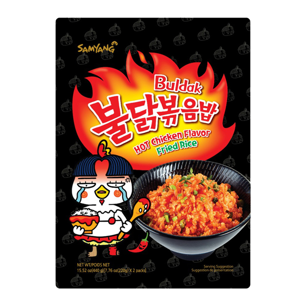 Picture of KR Hot Chicken Flavor Fried Rice