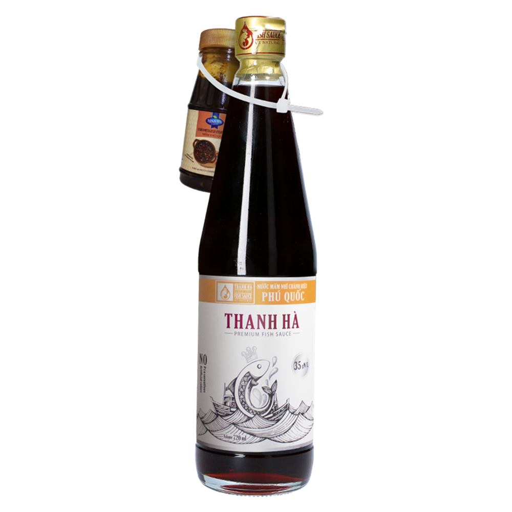 Picture of VN Fish Sauce 35oN NuOc Mam + Promotional Article
