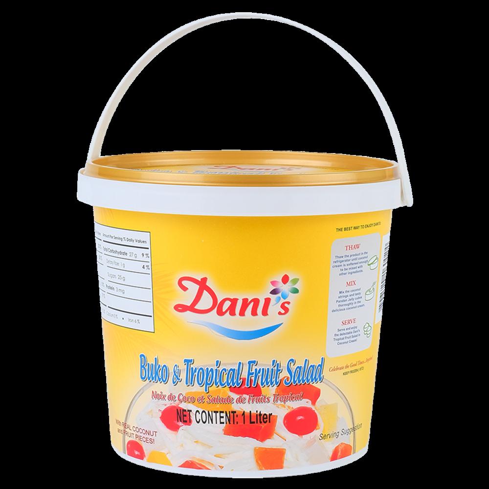 Picture of PH Dani's Buko Tropical Fruit Salad - Storage-18°C
