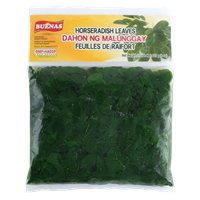 Picture of PH Horseradish Leaves - Storage -18°C