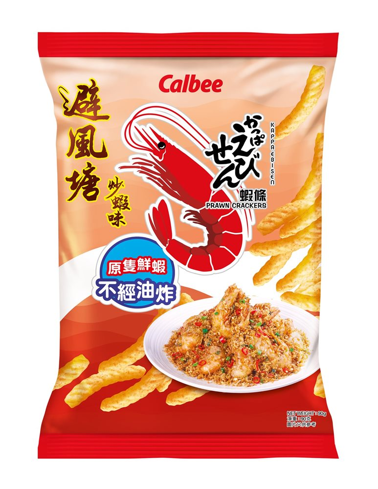 Picture of CN Typhoon Shelter Prawn Flavoured Cracker