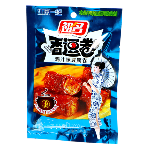 Picture of CN Dried beancurd (Chicken Flavor)