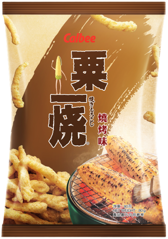 Picture of CN  Barbeque Flavoured Grill a Corn